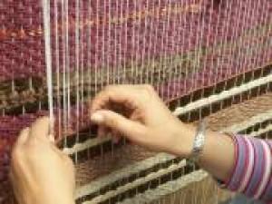 donde la crissty te invitamos a aprender a tejer telar seminarios y cursos