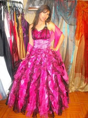 arriendo vestidos , madrinas pajes galas fiestas quinceaÑeras, 800 modelos
