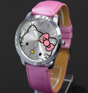 ::: hermosos relojes hello kitty :::