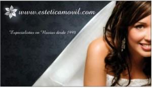 esteticamovil especialistas en novias madrinas peinados maquillajes de lujo