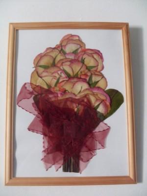 flores prensadas, ramos de novias : prensados e inmortalizados para toda