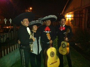 serenatas a la puerta..!! mariachis chile mexico