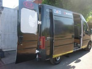 servicios de fletes y mudanzas pequeñas transportes