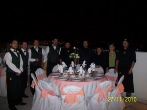 organizacion de fiestas.... banquetes