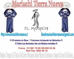 mariachis en todo santiago y comunas cercanas 28930610