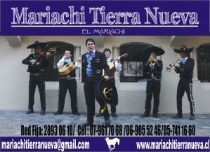 mariachis a domicilio en la florida fono:28930610