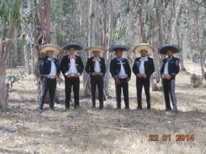 los mariachis de chile, expertos en serenatas: (022) 573 31 58