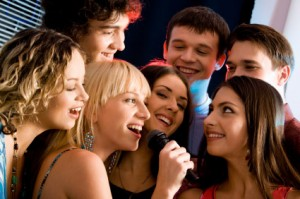 arriendo amplificacion, karaoke para tu evento o fiesta familiar
