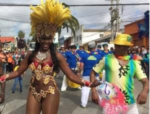 fiesta show batucadas 996827174 mulatas batucada carnaval brasilero
