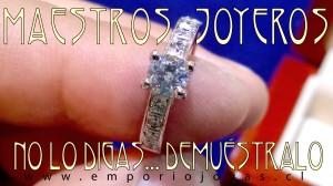 anillos de compromiso, anillos de matrimonio, joyer�a chile
