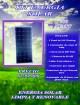 Kit energía solar/prefiere la energia limpia/precio oferta: $ 299.000