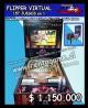 Flipper virtual 157 juegos en 1 excelente grafica $ 1.150.000