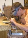 Dise�o y construccion de joyas, metales nobles y piedras naturales Argollas