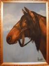 Pinturas al oleo sobre tela o madera, diversos motivos y formatos